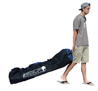 Litewave Golf Travel Bag