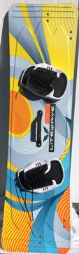 Litewave-Wing-Carbon-Kiteboard