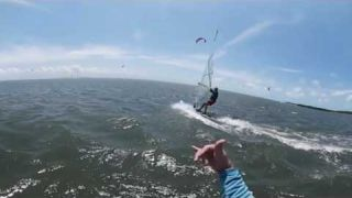 Wing It! 360 VR Video on the Litewave Wing 155 Carbon